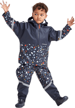 Waterman Printed Rain Set Blue