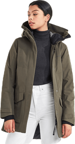 Frida Parka Green