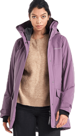 Frida Parka Purple