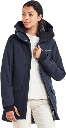 Frida Parka Blue