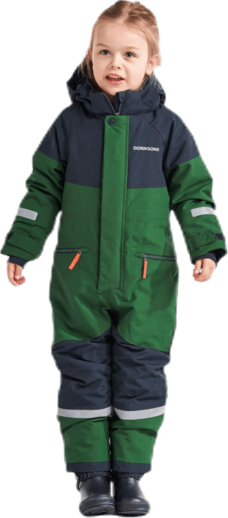 Cornelius Coverall 2 Green