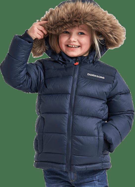 Digory Puff Jacket 2 Blue