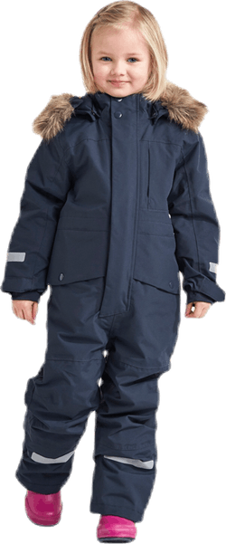 Björnen Coverall 4 Blue