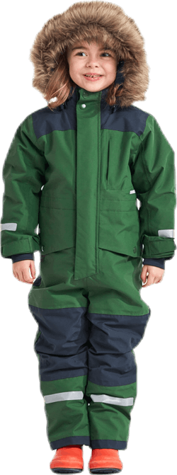 Björnen Coverall 4 Green