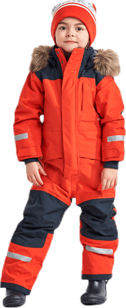 Björnen Coverall 4 Orange