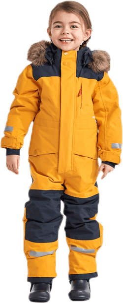 Björnen Coverall 4 Yellow
