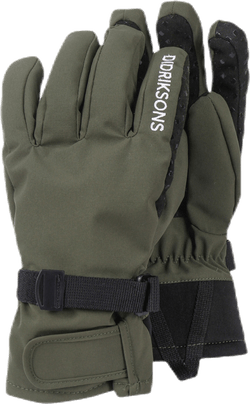 Five Youth Gloves 3 Green