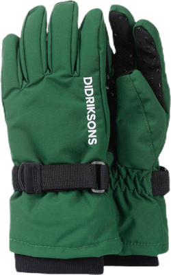 Biggles Five Gloves Green