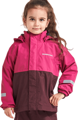 Bri Fleece-Lined Shell Pink