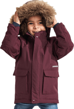 Kure Parka 3 Purple