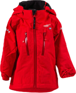 Storm Hard Shell Jacket Red
