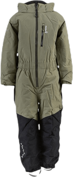 Penguin Snowsuit Green