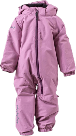 Toddler Winter Overall Pink