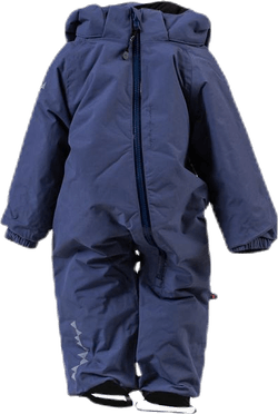 Toddler Winter Overall Blue