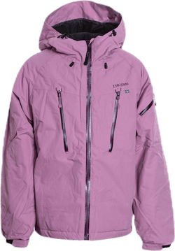 Carving Winter Jacket Pink