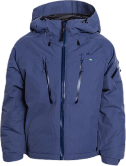Carving Winter Jacket Blue