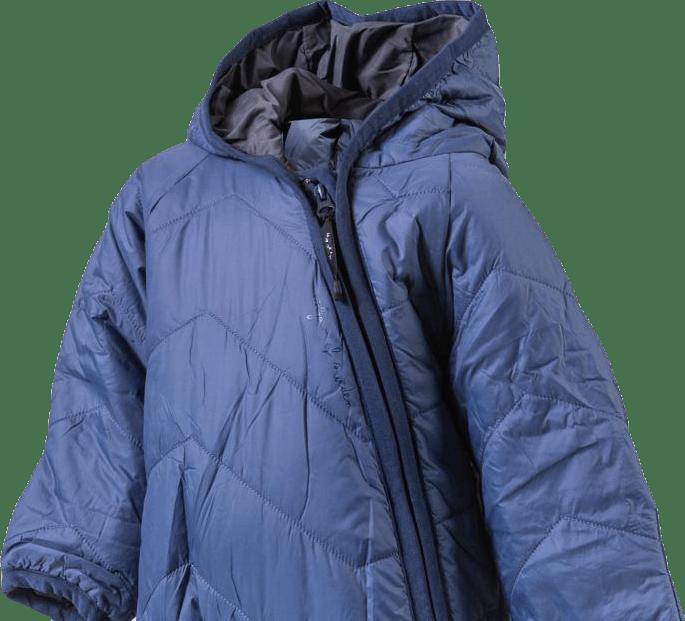 Frost Lightweight Baby Jumpsuit Blue