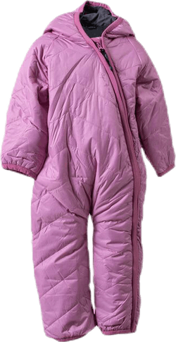 Frost Lightweight Baby Jumpsuit Pink