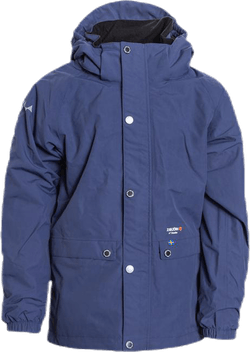 Cyclone Hard Shell Parka  Blue