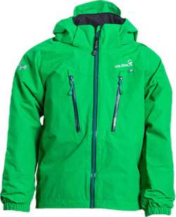 Storm Hard Shell Jacket Green