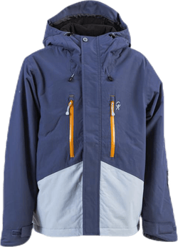Offpiste Ski Jacket Blue/Grey