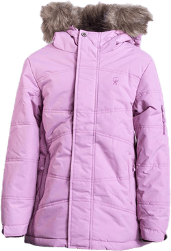 Downhill Winter Parka Pink