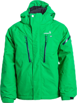 Helicopter Ski Jacket Green