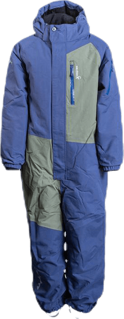 Halfpipe Snowsuit Blue/Green
