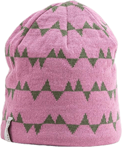 Hawk Knitted Cap Pink