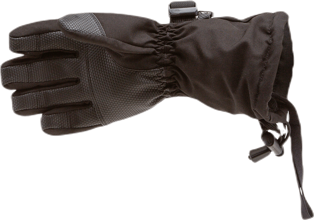 Snow Glove Kid Black