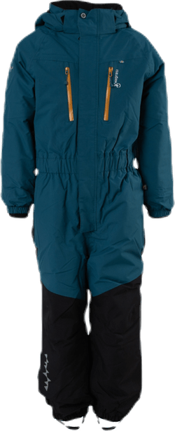 Penguin Snowsuit Blue