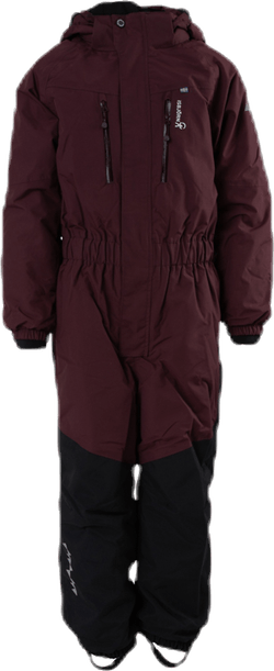 Penguin Snowsuit Purple