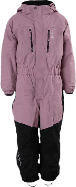 Penguin Snowsuit Pink