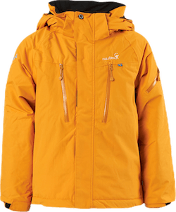Helicopter Ski Jacket Yellow