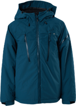 Carving Teen Jacket Blue