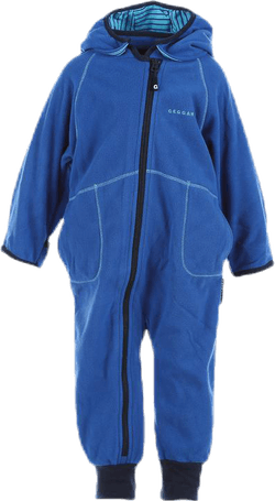 Wind Fleece Overall Infant          Blue