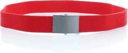 Brick Canvas belt  Red
