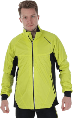 Bruksvallarna Jacket M Yellow