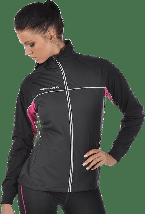 Bruksvallarna Softshell Jacket W Pink/Black