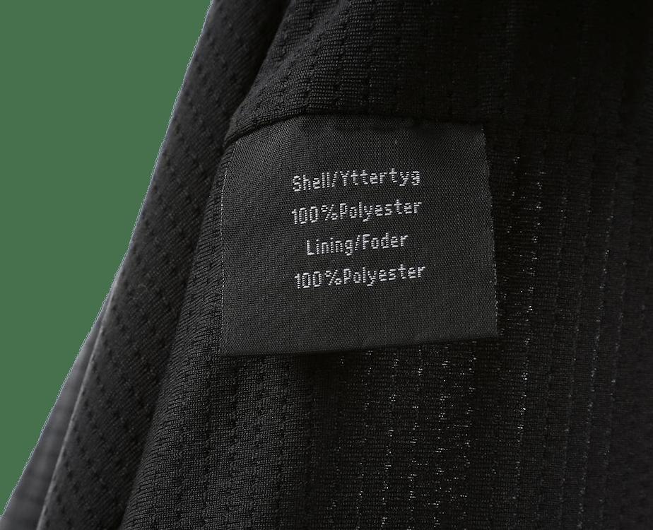 Bruksvallarna Softshell Jacket Black/Green