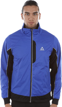 Bruksvallarna II Softshell Jacket Blue/Black