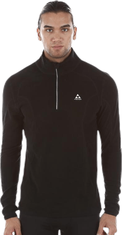 Bruksvallarna Micro Fleece Black