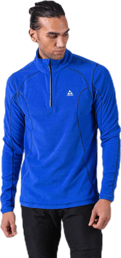 Bruksvallarna Micro Fleece Blue