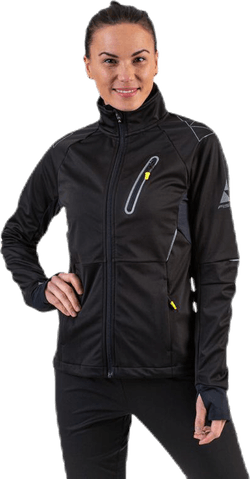 Åsarna 2 Softshell Jacket Black