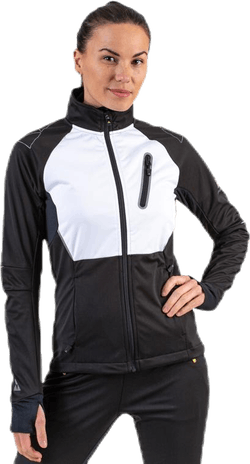 Åsarna 2 Softshell Jacket White/Black