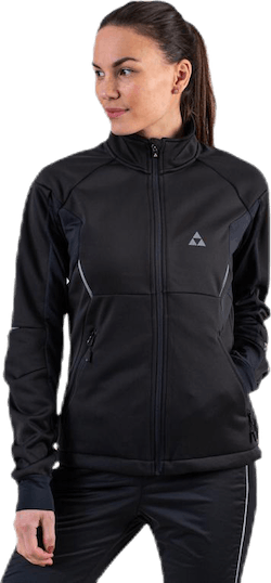 Bruksvallarna Pro Softshell Jacket Black