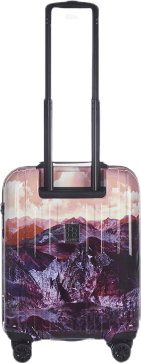 Crate EX 55 cm Pink/Patterned