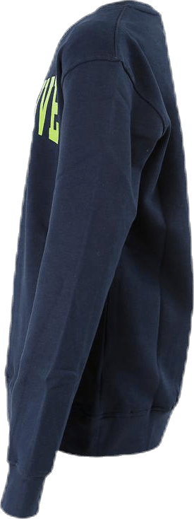 Superlative Crewneck Jr Blue