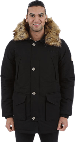 Smith Jacket Black