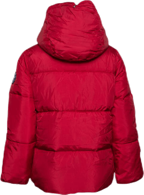 Amy Jr Jacket Red